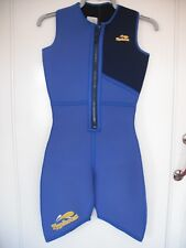 CHILDREN'S / SMALL ADULT ? 2 PIECE TYPHOON WET SUIT AND LIFE JACKET