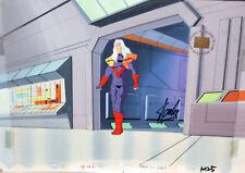 X-Men/Marvel Original Production Cel- Joseph Signed by Stan Lee