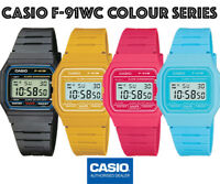 CASIO F-91W-1YER⎪F-91WC-2AEF⎪F-91WC-4AEF⎪F-91WC-9AEF®️ORIGINAL⎪✈️ENVIO CERTIFICA