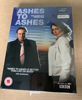Ashes To Ashes - Series 1 (DVD, 2008, 4-Disc Set, Box Set) *NEW & SEALED*