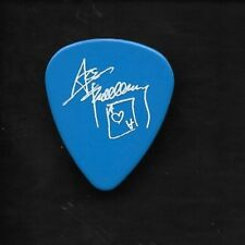 KISS Farewell Tour 2000 Ace Frehley PROTOTYPE Guitar Pick Blue White Lettering