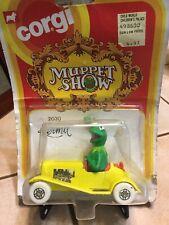 1979 Corgi Muppet Show Kermit #2030 Vehicle Original Package