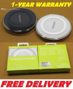 Genuine Samsung Galaxy S6 S6+ S7 Edge S8 S9 S9+QI Wireless Charger Charging Pad