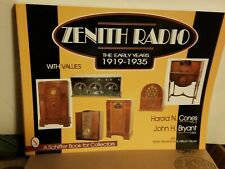 Zenith Radio The Early Years Cones/Bryant