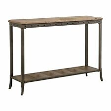 Worldwide Home Furnishings 502-244-REC !nspire Distressed Console Table