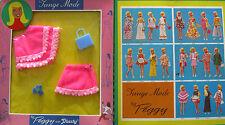 Para Peggy de Plasty 5761 de 1974 real-vintage Clone petra Peggy Doll Airfix