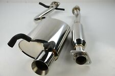 "4"" STAINLESS STEEL EXHAUST SYSTEM FROM CAT FOR LEXUS IS200 1G-FE 2.0 1998 - 2005"