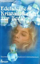 EDELSTEINE - Kristallpforten zur Seele - Sergius Golowin BUCH