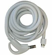 35' 110 Volt Direct-Connect Central Vacuum Hose - Vacuflo Beam Nutone MD others