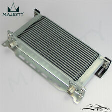Aluminum Mocal Type AN10 19 Row Engine Oil cooler W/ 248mm Mounting Bracket Kit
