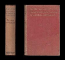 1916 Fetterless GOG STORY OF AN OFFICER AND A GENTLEMAN  Western Front War Peace