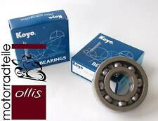 KOYO Crankshaft Bearing Set-HONDA CR 500 R -' 84 -'01 - 2 Bearing MADE IN JAPAN