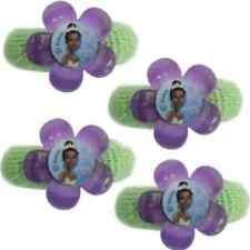 Princess and the Frog- Ponytail Holders (8) Birthday Party Favors