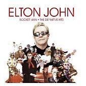 Elton John - Rocket Man - The Definitive Hits CD