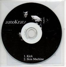 (AR61) AutoKratz, Kick / Skin Machine - DJ CD