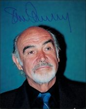 Sean Connery Autograph Signed Photo Bond 007 Reprint 8x10 inch Ready To Frame