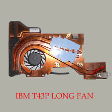 NEW FOR  IBM Thinkpad T40 T41 T42 T43 T43P CPU LONG heatsink Cooling Fan