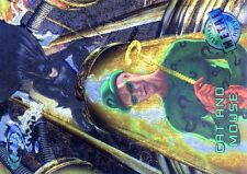 BATMAN FOREVER CARTE METAL HOLO RELIEF N°  21