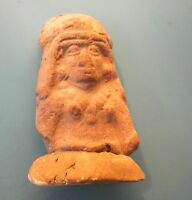 Estatuilla Antigua De'Ecuador