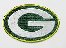 LOT OF 1 NFL GREEN BAY PACKERS EMBROIDERED IRON-ON PATCH PATCHES  ITEM # 09