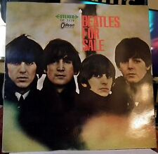 "BEATLES - Beatles For Sale - LP - JAPAN - ""Red Wax"" - 12"" 33 RPM - First Press!"