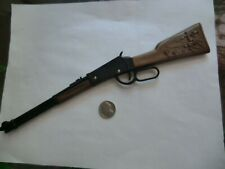 Wild West Toy Miniature Lever Action Rifle-excellent