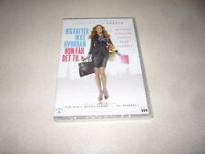 I DONT KNOW HOW SHE DOES IT : DVD SARAH JESSICA PARKER