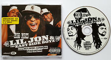 █▬█ Ⓞ ▀█▀   Ⓗⓞⓣ  GET LOW  Ⓗⓞⓣ  LIL JOHN & The East Side Boyz  Ⓗⓞⓣ 5 Track CD Ⓗⓞⓣ
