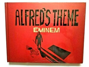 Alfred's Theme by Eminem Music to be Murdered By Lyric Book