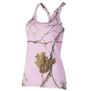 Realtree Pink Camo Tank Top, Loungewear Siesta