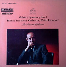 MAHLER / SYMPHONY NO. 1 - LEINSDORF - RCA LSC-2642  - SHADED DOG - DYNAGROOVE LP