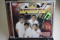 La Apuesta - La Apuesta, 2006 ,Music CD (NEW)