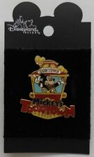 Disney Pin DLR Mickey's Toontown Trolley Mickey Mouse Pin LE
