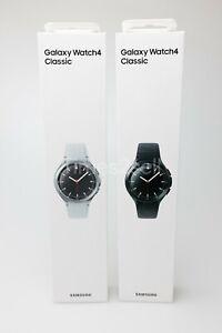 Samsung Galaxy Watch 4 Classic 46MM SM-R890 IP68 Bluetooth Version Steel SEALED