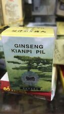 6 boxes GINSENG KIANPI PIL increase appetite weight gain. USA SELLER*