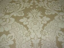 """~18 6/8 YDS~STROHEIM~""""FLORAL""""~100% LINEN DECOR UPHOLSTERY FABRIC FOR LESS~"""