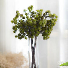 Mini Pine Needles Artificial Flowers Dried Branches Decoration HOT NEW