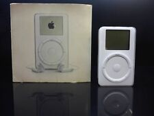 Apple iPod classic 2. Generation PC Weiß (10GB) 2G white 2nd weele RARITÄT