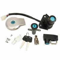 Ignition Gas Cap Steering Lock Set for Yamaha Virago XV 535 250 125 XV250 X S4W8