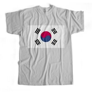 South-Korea | National Flag | Iron On T-Shirt Transfer Print