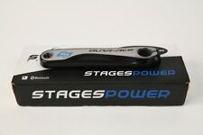 Stages Cycling Shimano Dura Ace 9000 Power Meter Crank Arm 2nd Gen - 170mm