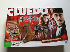 Cluedo - rote Harry Potter Edition