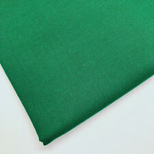 Lifestyle 100% Cotton Fabric Plain Coloured Solid 150cms Wide 135gsm Craft