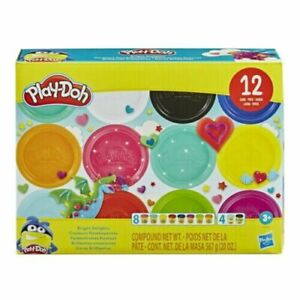 Play-Doh Bright Delights 12-Pack