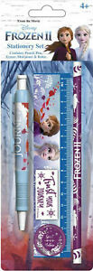 Frozen 2  stationery set, 5 pieces - Brand New
