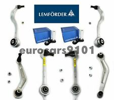 BMW 530i M5 X5 Z8 Lemforder Complete Control Arm Kit with Rear Integral Links