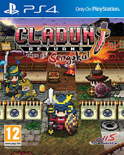 Cladun Returns: This Is Sengoku! - PS4 ITA - NUOVO SIGILLATO  [PS40577]