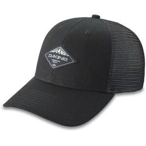 Dakine Treeline Trucker Hat Unisex Snapback Cap Black New 2022