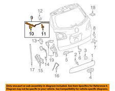 Buick GM OEM 08-15 Enclave Liftgate Tail Tailgate Trunk-Sensor 22837721