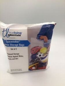 Set Of Two True Living Spacemaker Storage Bags